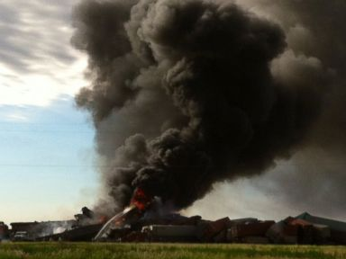 3 Crew Members Missing After Texas Freight Train Crash