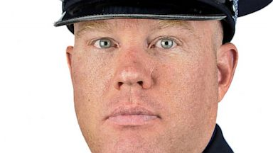 PHOTO: Trooper Paul Butterfield of the Hart post is shown in this Aug. 8, 2011 photo released by the Michigan State Police.