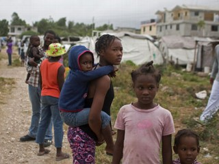Isaac Nears Haiti With Homeless Quake Population
