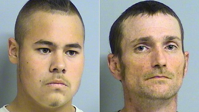 Two Men Arrested, Facebook Clues in Tulsa Shooting Spree