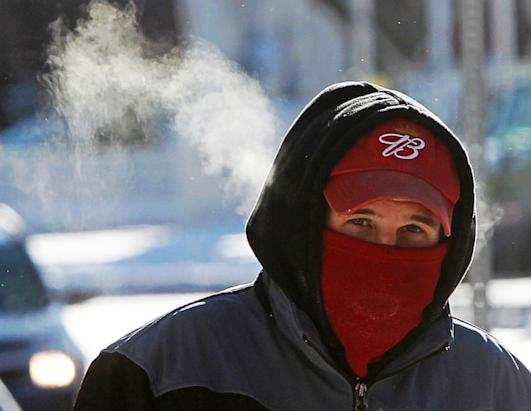 Sub-Zero Temperatures Hit U.S.