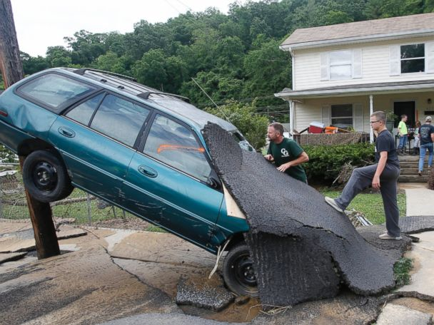 23 Dead in West Virginia Flooding, State of Emergency Declared
