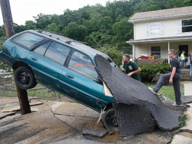 23 Dead in West Virginia Flooding