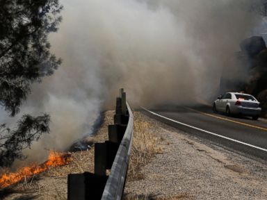 2 Dead in California Fire That Torched 19,000 Acres