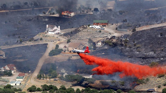 Firefighters Gain Upper Hand On Colorado Wildfires, Gird For Long Season