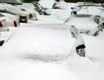 Northeast Hit by Blizzard