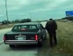 VIDEO: Dashcam footage shows Evan Ebel shooting Deputy James Boyd.