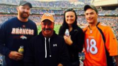 VIDEO: Paul Kitterman, 53, was found 115 miles south of Denver days after disappearing from a Denver Broncos game.