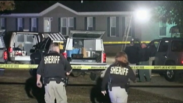 VIDEO: Six people, including two children, were found shot to death in a South Carolina home.