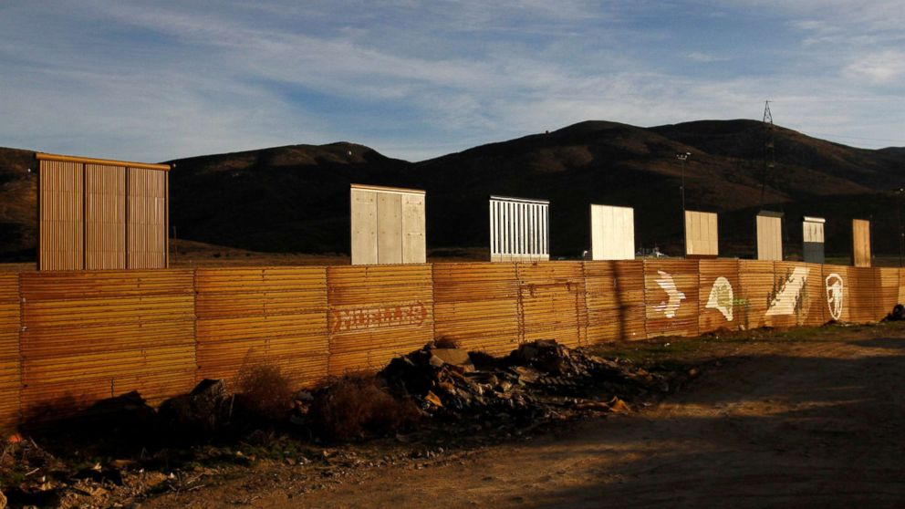 Judge, berated by Trump, rules in favor of border wall waivers