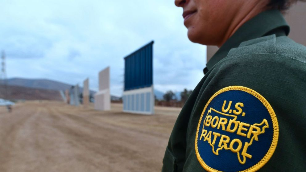 Trump administration begins testing border wall prototypes to prevent scaling, breach attempts