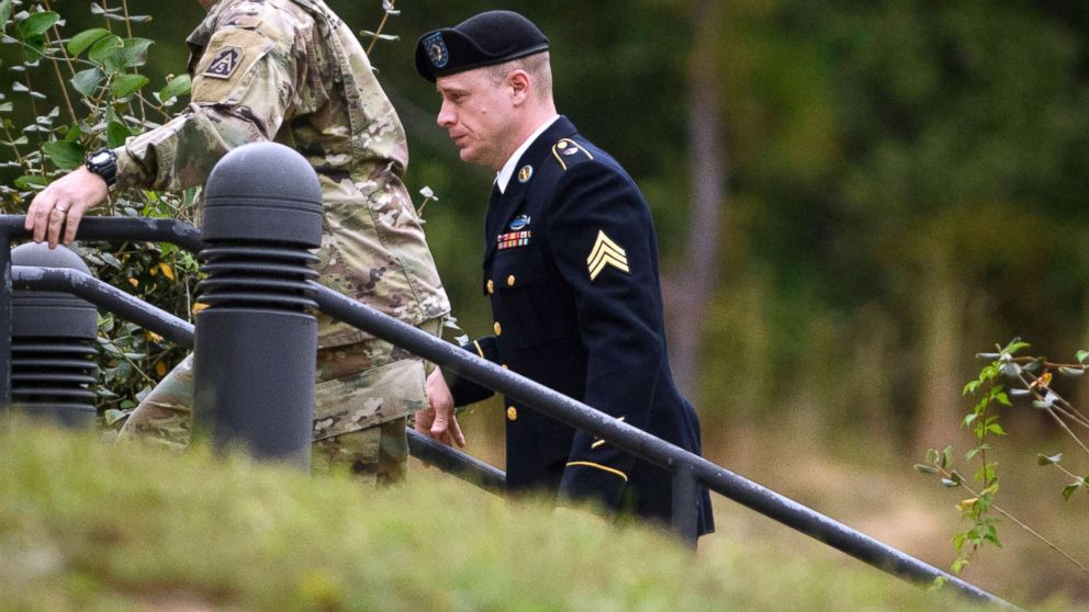 Bowe  Bergdahl  pleads guilty in desertion, misbehavior case