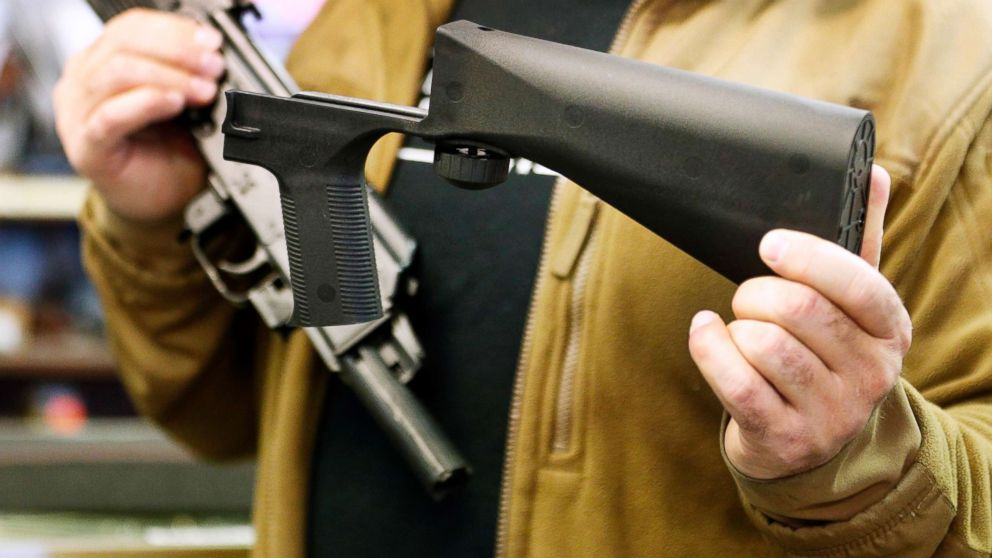 Trump administration moves to try and effectively ban bump stocks