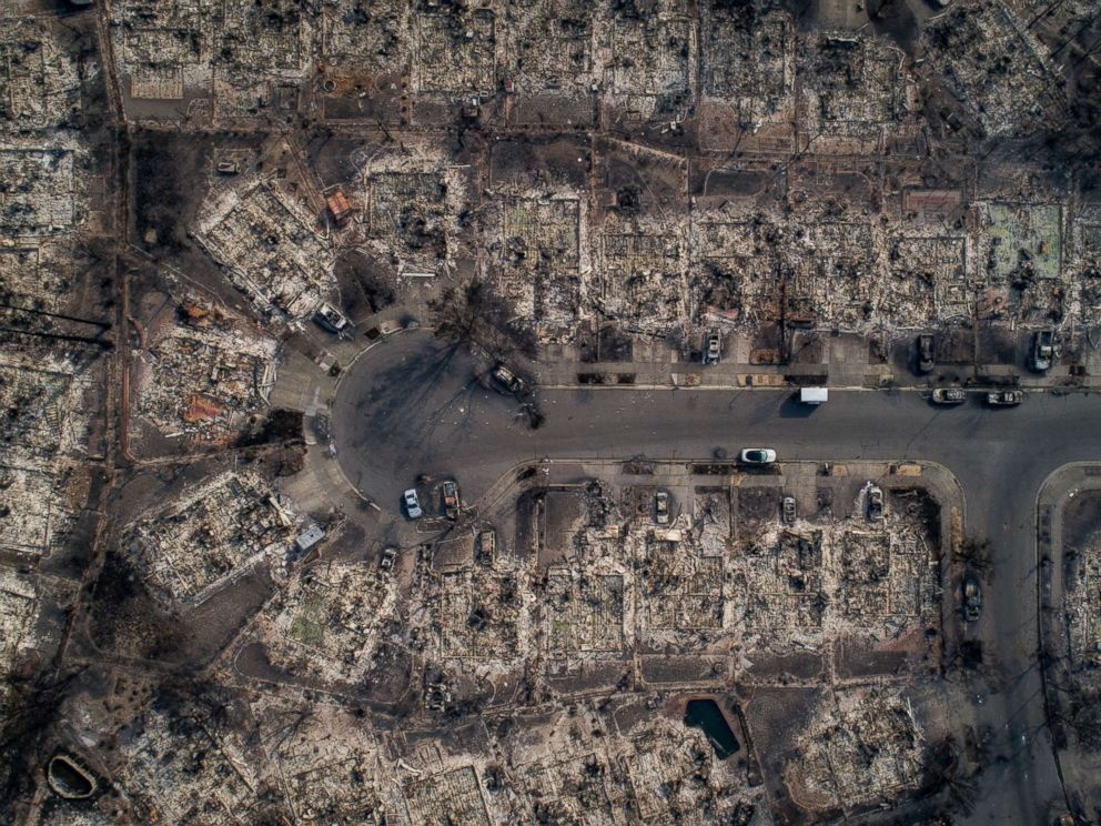 At Least 31 Dead In Horrific California Wildfires