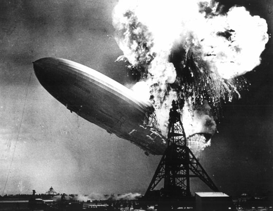 75th Anniversary Of Hindenburg Disaster