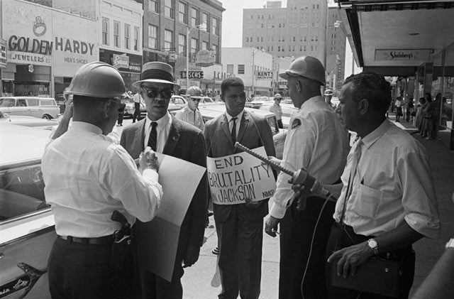 cb medgar arrested kb 130611 blog Medgar Evers Murder: 50 Years Later