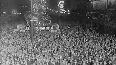 New Years Eve in Times Square, Through The Years