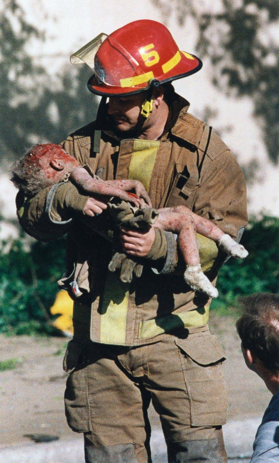 Mark Thomas Oklahoma City Bombing