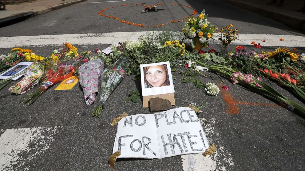 What has changed in the 6 months since the Charlottesville rally