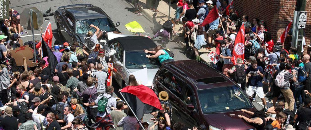 Výsledek obrázku pro charlottesville