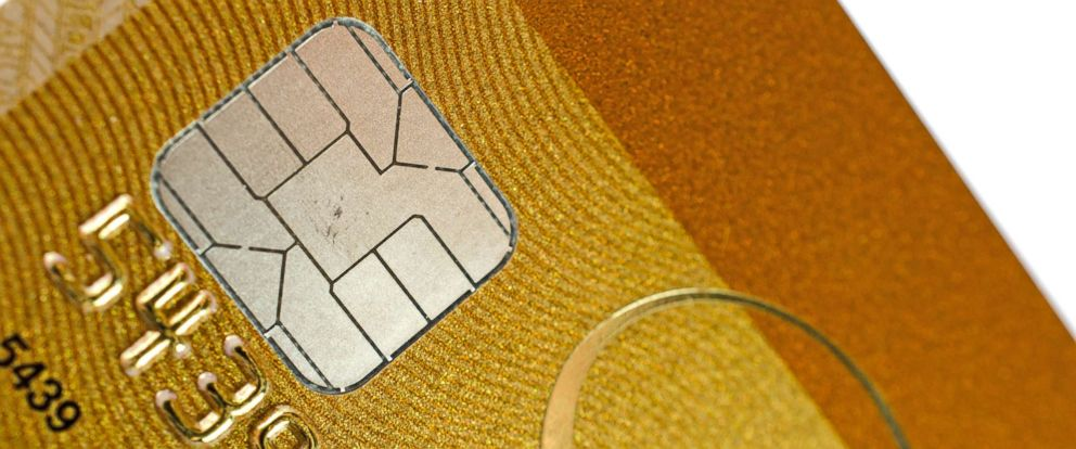 PHOTO: A credit card with chip is pictured in an undated stock photo.