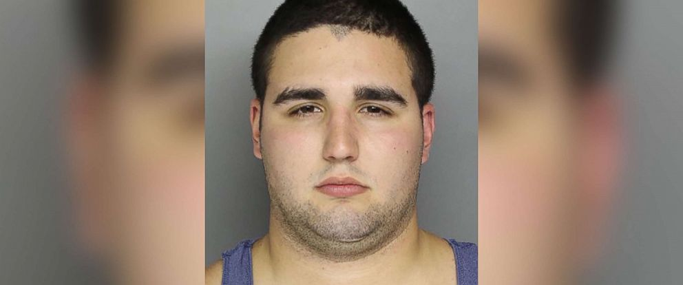 PHOTO: An undated handout photo made available by the Bucks County District Attorneys Office showing Cosmo Dinardo, 20, of Bucks County, Pa.