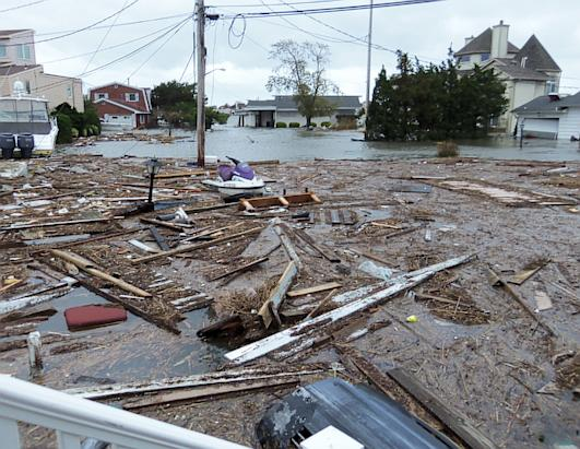 ABC Readers Share Their Hurricane Sandy Photos