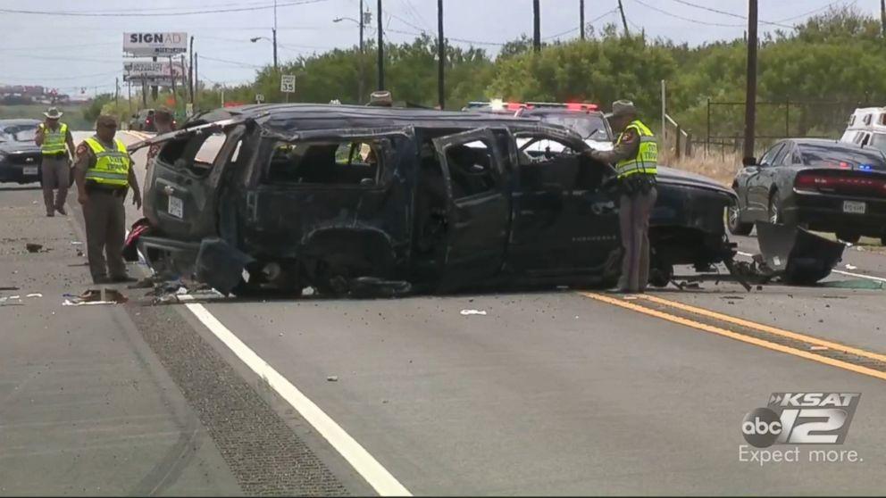 Car Crash San Antonio