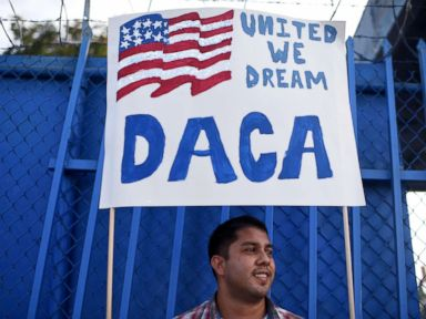 DOJ says it plans to ask Supreme Court to allow it to end DACA