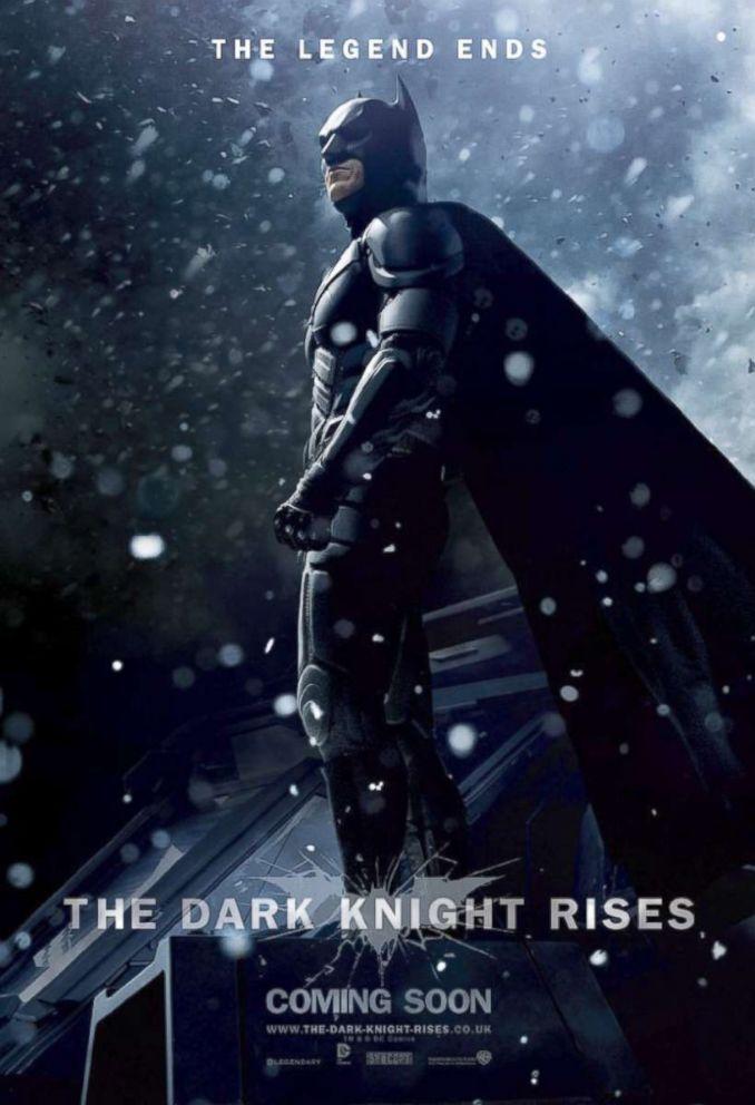 PHOTO: The Dark Knight Rises