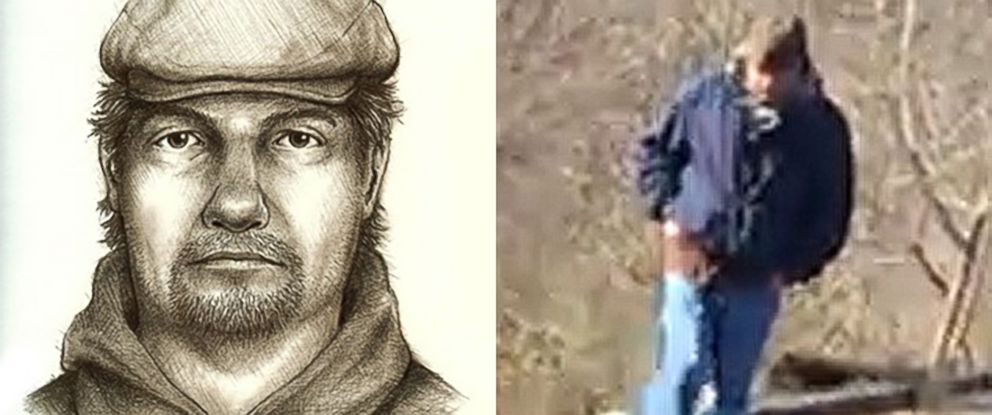 PHOTO: Indiana State Police released a composite sketch of a man believed to be connected to the deaths of Abby Williams and Libby German.