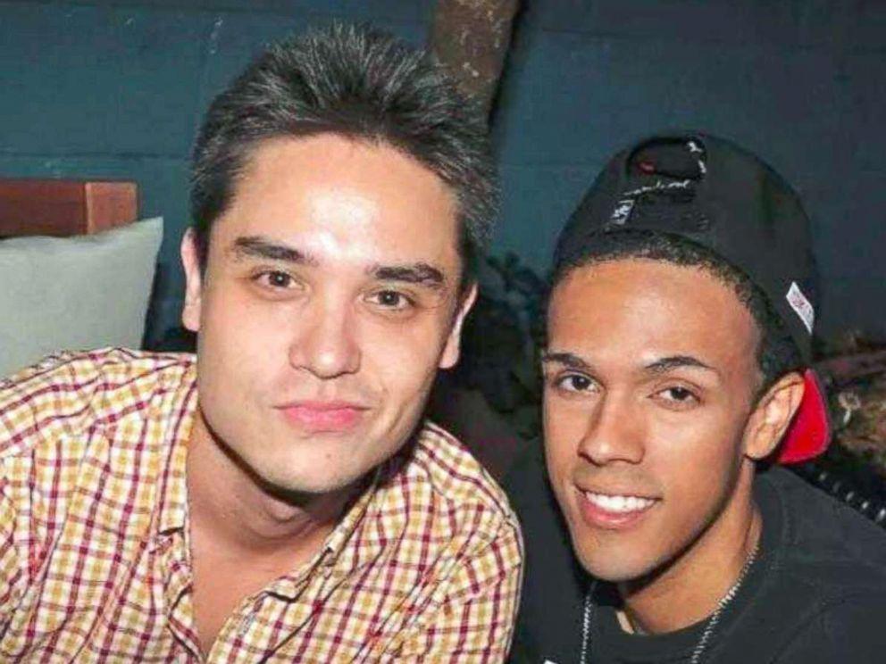 PHOTO: Christopher Drew Leinonen seen with friend Brandon Wolf. Leinonen was shot and killed at Pulse nightclub in Orlando, Fla., on the night of June 12, 2016.
