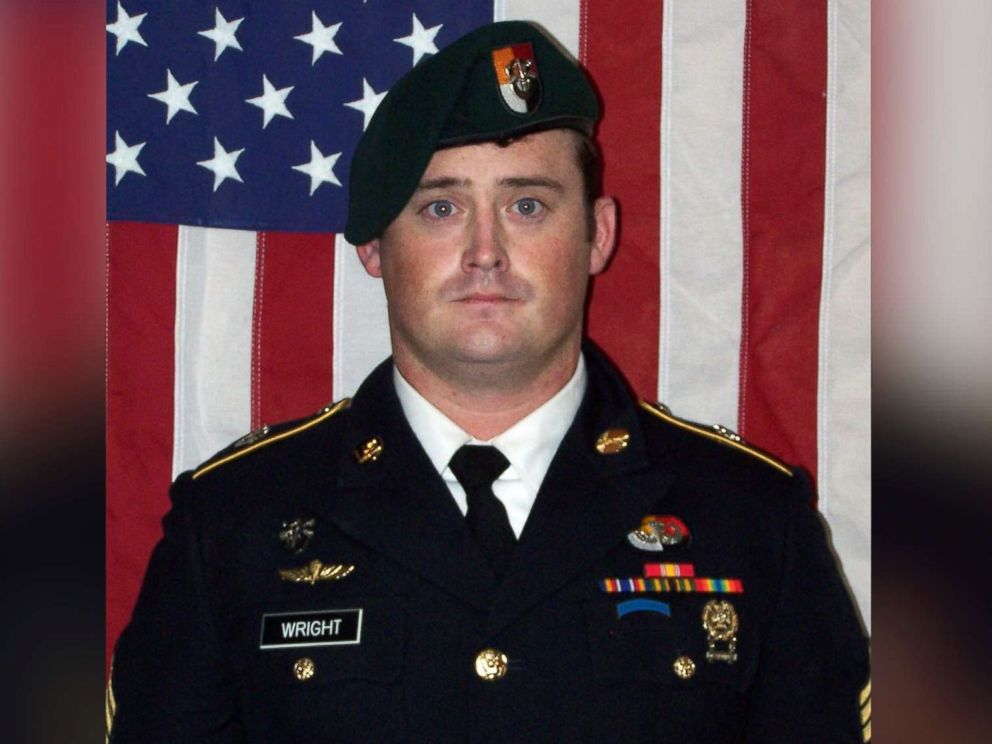 U.S.  soldiers killed in ambush in Niger