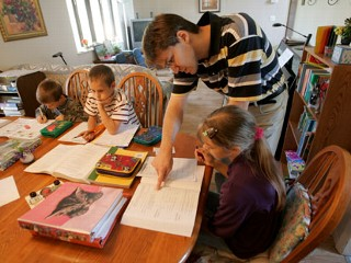 Home Schooling German Family Fights Deportation