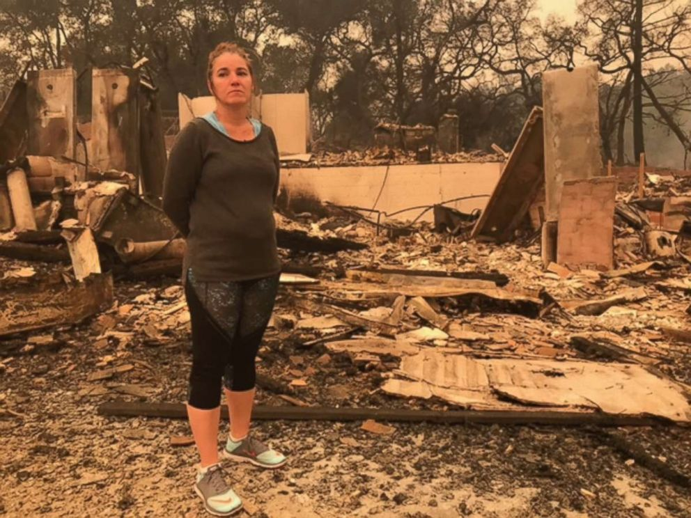 California deadly wildfires : 17 dead, 2000 buildings destroyed