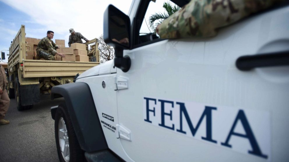 FEMA staffers could be billed for overtime after hurricanes