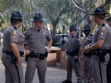 2 arrested at white nationalist Richard Spencer's Florida event