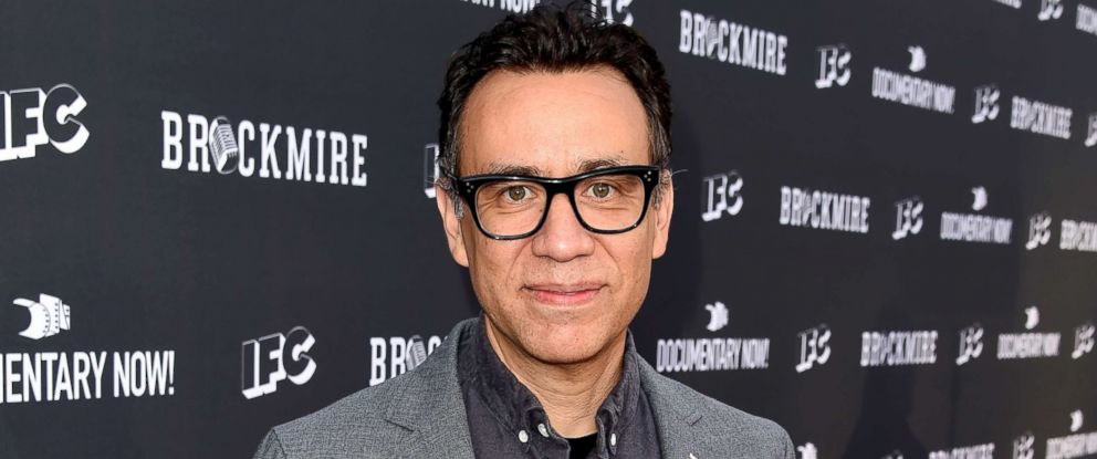 PHOTO: Fred Armisen in North Hollywood, Calif., May 31, 2017.