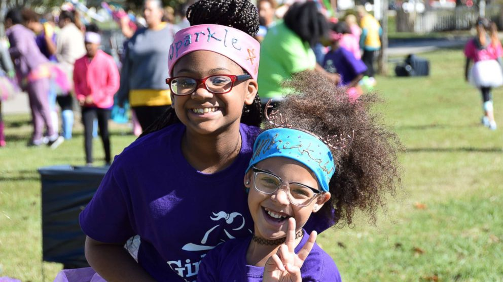 Running program empowers girls across the U.S. to lead the way