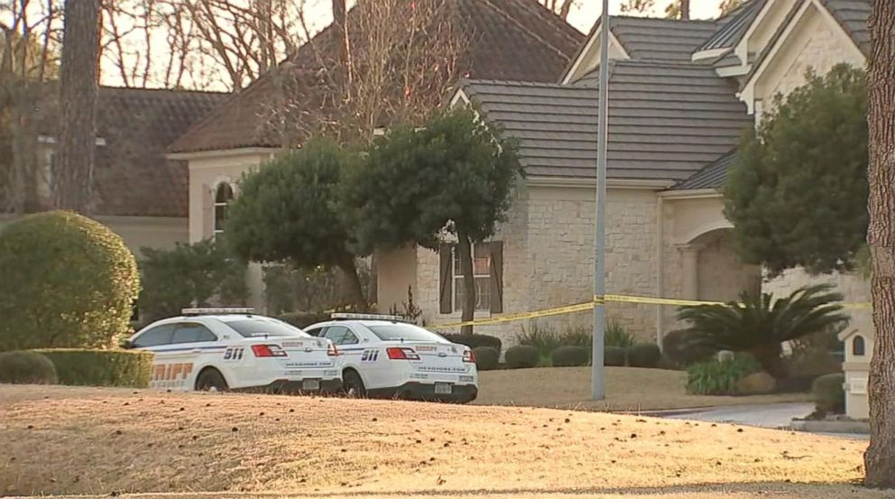 PHOTO: Authorities in Houston are investigating a couples mysterious double killing.
