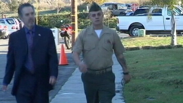 VIDEO: Staff Sgt. Frank Wuterich accepts plea deal in 2005 killing of Iraqi civilians.