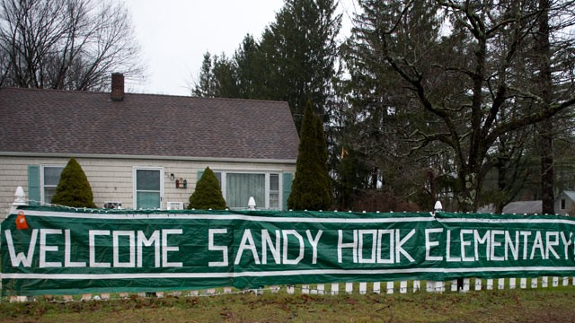 Sandy Hook Classrooms Recreated Down to Crayons on the Desk in New Building