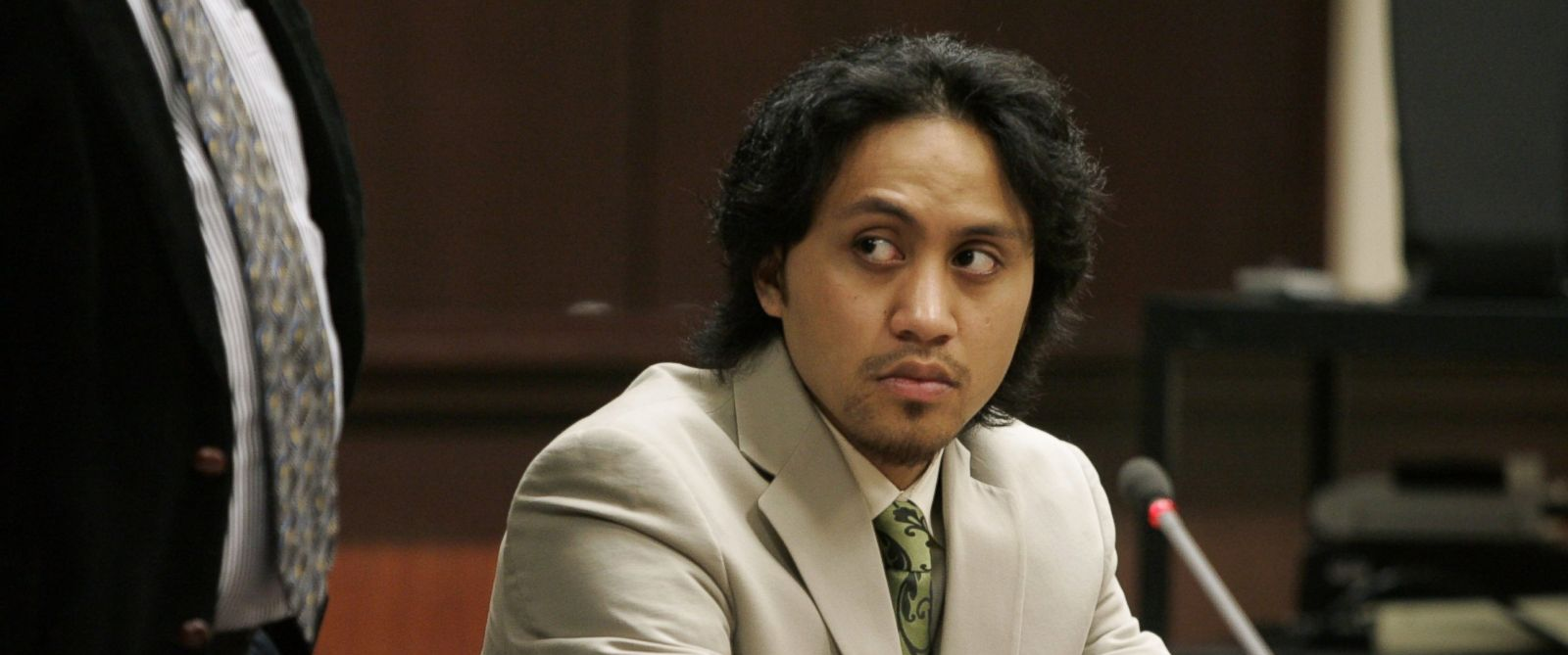 PHOTO: Vili Fualaau appears in court in Seattle, April 3, 2006, for a hearing to determine if he is to stand trial on a drunken driving charge.