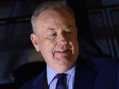 PHOTO: Bill OReilly attends the Hollywood Reporters 2016 35 Most Powerful People in Media event, April 6, 2016, in New York.