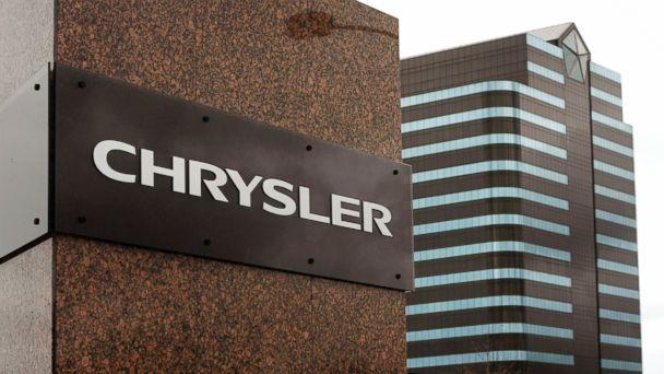 PHOTO: The Chrysler world headquarters in Auburn Hills, Mich.