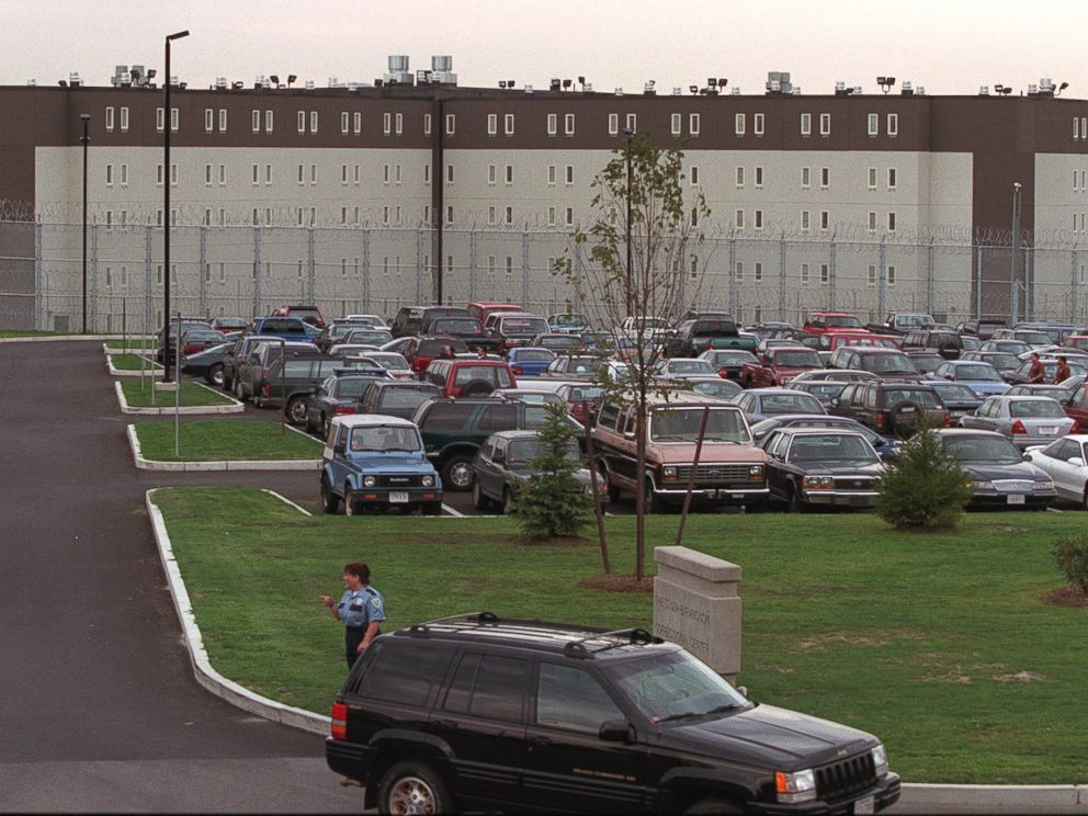 PHOTO: The exterior of Souza-Baranowski Correctional Center, a maximum security prison in Shirley, Mass., Sept. 30, 1998.