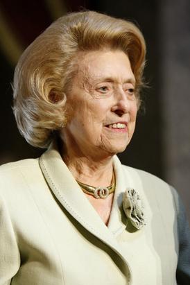 Former Rep. Lindy Boggs of Louisiana, champion of women and civil rights, has died