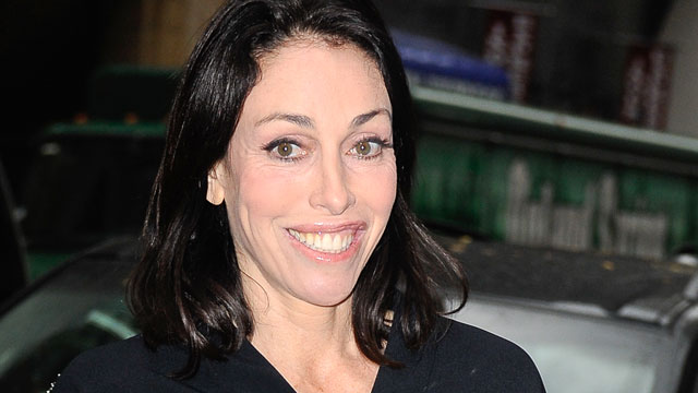 PHOTO: Former madam Heidi Fleiss leaves the NBC Rockefeller Center Studios, Nov. 16, 2011 in New York City.