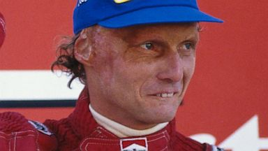 PHOTO: Niki Lauda