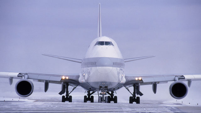 PHOTO: JetBlue Flight Stranded